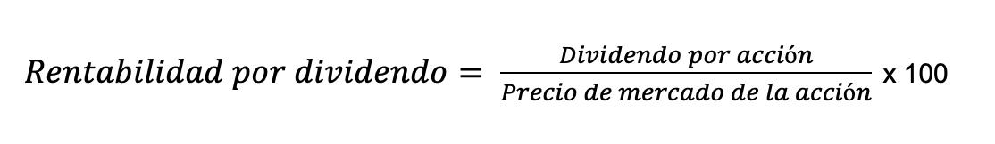 Guia para entender la Rentabilidad por Dividendo 1